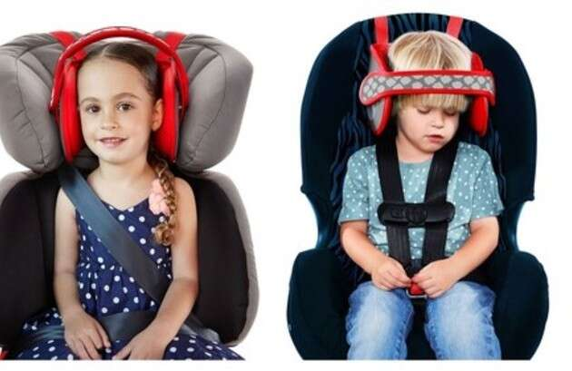 Фиксатор для головы ребенка в автокресле своими руками 938
