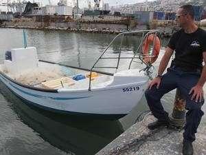 מודיעין מקומי - חיפה nrg - פגע וברח בים: צוללן נפצע מפגיעת סירה ZK-85