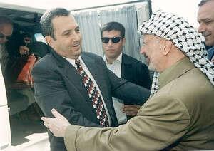 Image result for רבין ברק ערפאת שרון