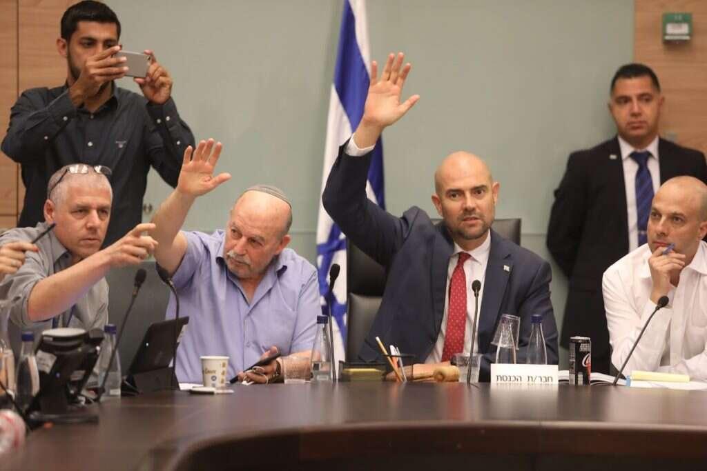 צילום: יצחק ההרי, דוברות הכנסת