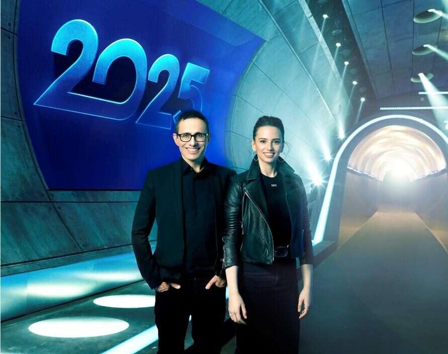 2025 ריאליטי: בחזרה לעתיד: 2025 מאתגרת את הצופה התזזיתי