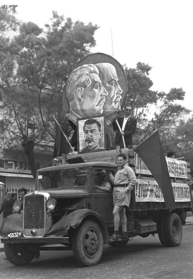 ארכיון המפלגה הקומוניסטית הישראלית נחשף לראשונה - מקור ראשון