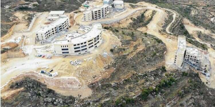 Le plan palestinien d'occupation de la Judée et de la Samarie avec l'aide de l'Europe